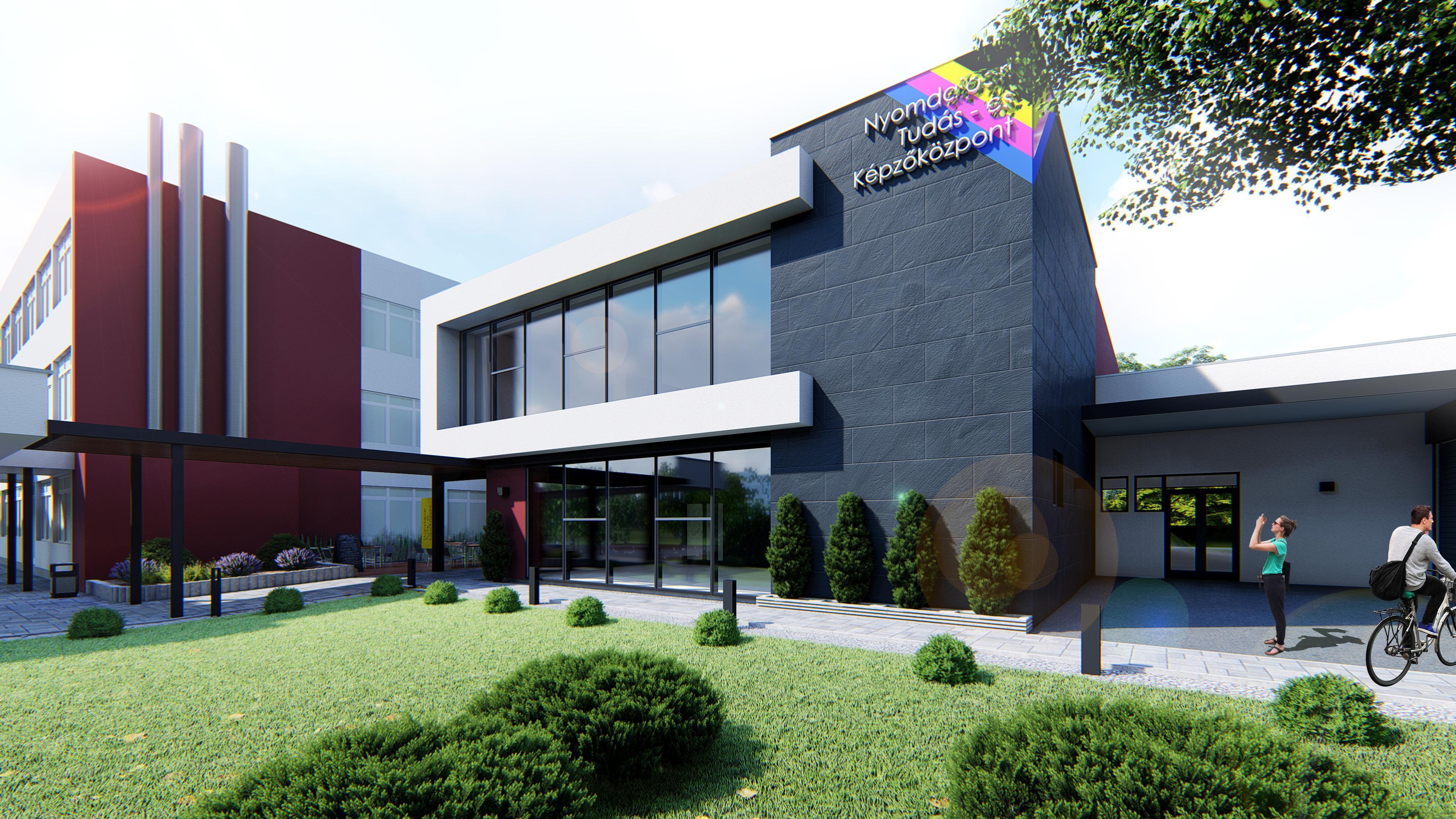 Békéscsaba tudás és nyomdaipari központ