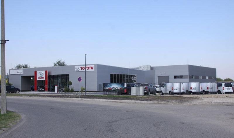 Miskolc Toyota